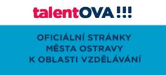 banner talentova.cz